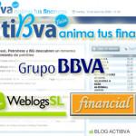 Actibva: FinancialRed colabora con Weblogs SL para el portal de BBVA