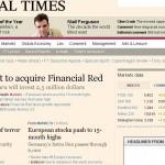 Buffett se lanza a por Financial Red