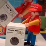La historia de los clicks de Playmobil. Un éxito surgido de una crisis