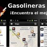 Aplicaciones para encontrar la gasolinera más barata
