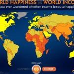 Demostrado: El dinero sí da la felicidad… casi siempre