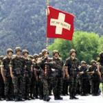 El Ejercito suizo se prepara para la crisis europea