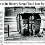 La pobreza desata una crisis en la oficina del alto comisionado de la Marca España