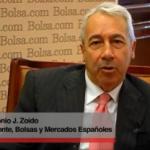 El presidente de la Bolsa España pide más transparencia en los mercados pero carga contra la prohibición de posiciones cortas