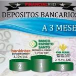 Los mejores depósitos bancarios