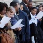 EPA: Más de la cuarta parte de los españoles no tiene trabajo