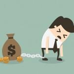 Los peligros de reunificar deudas