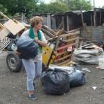 Desperdicios que llevan a la pobreza