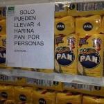 Escasez de alimentos de primera necesidad en Venezuela