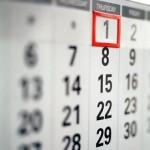 Así será el calendario laboral en 2018