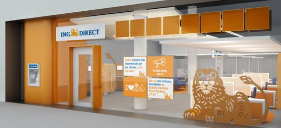 Ofertas de empleo en ing direct for Oficinas ing direct barcelona
