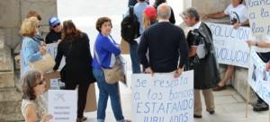 Protestasafectadospreferentes. Foto:pilarblázquez