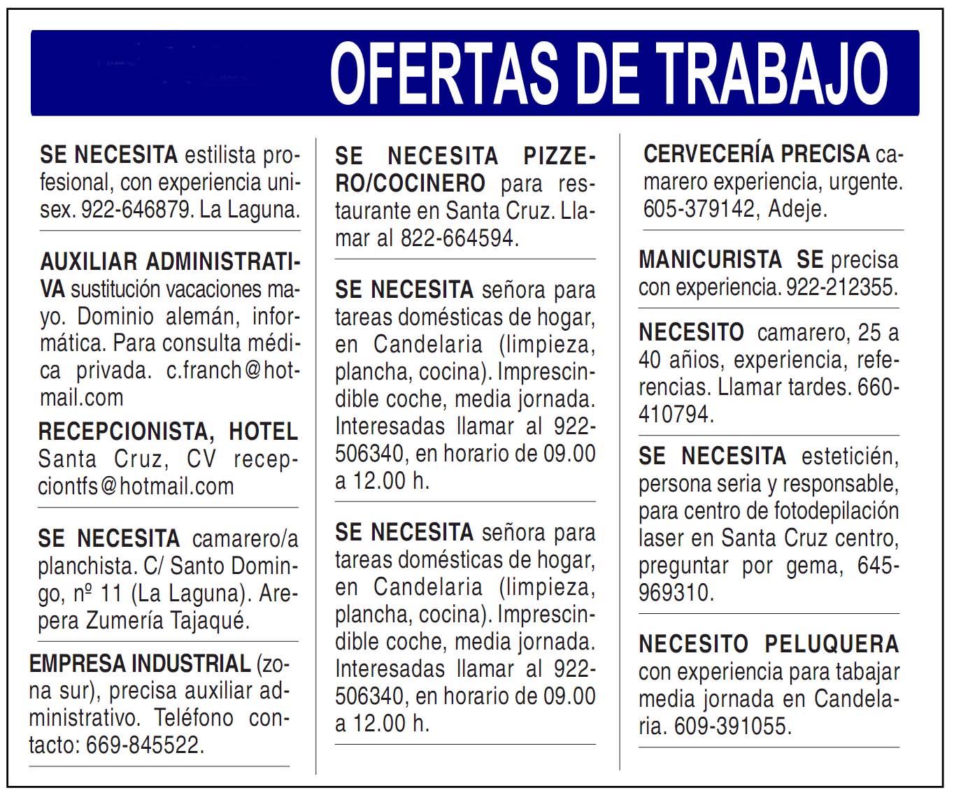 Empresas que crear n empleo en los pr ximos meses - Ofertas de trabajo en madrid ...
