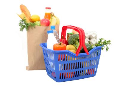 Pros y contras de la cesta de la compra online