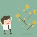 ingresos pasivos como ganar dinero sin trabajar