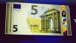 Nuevo billete 5€