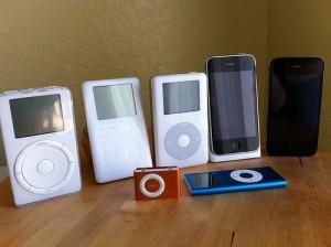 ¿El preludio de la muerte de iPod?