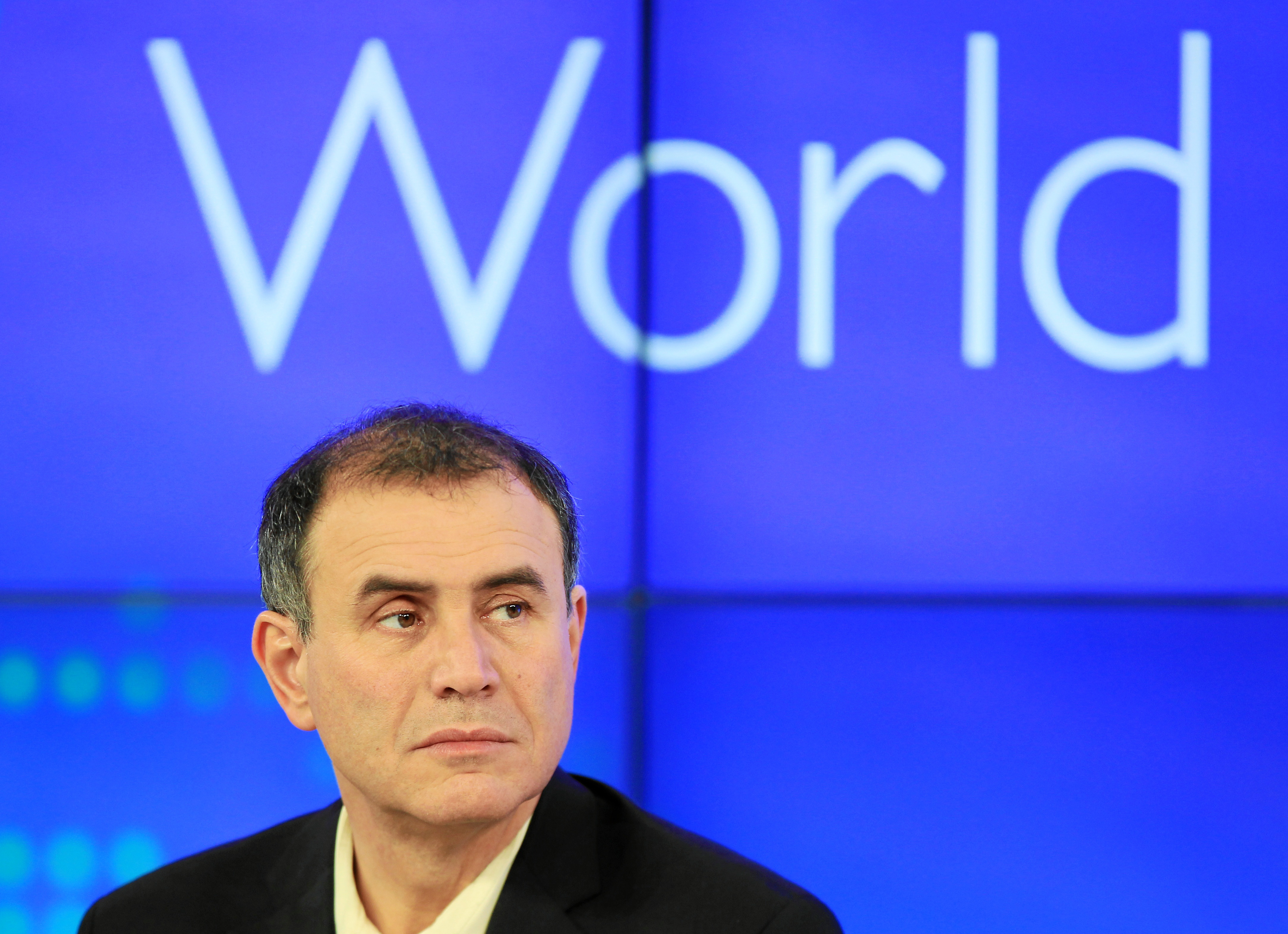 Fixing Capitalism: Nouriel Roubini