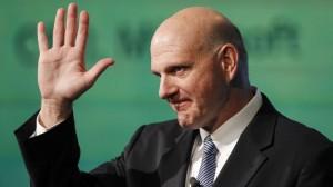 La salida de Ballmer de Microsoft: del premio al castigo en la cotización de la firma