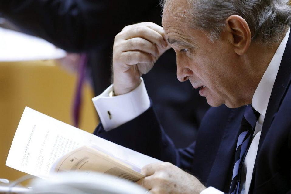 Jorge fern ndez d az financialred for El ministro de interior