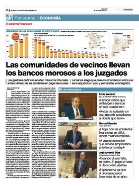 noticia morosidad vecinal