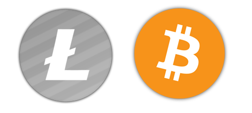 litecoins bitcoins
