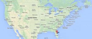 Localización Orlando