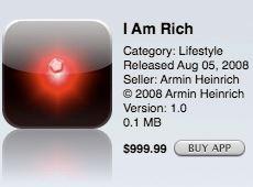 I am rich aplicación