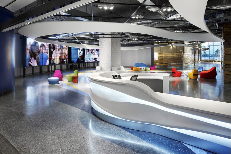 Oficinas Corus Entertainment 3