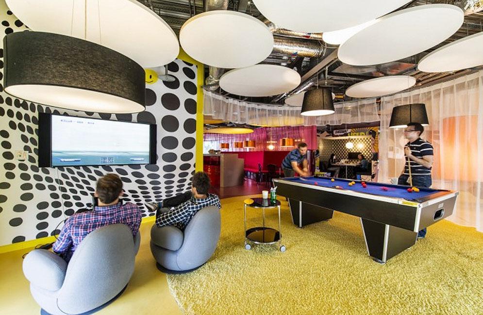 Oficinas Google 7