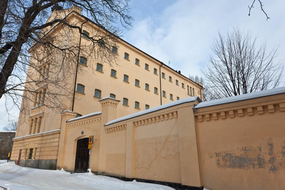 Hotel Långholmen antigua prisión former prison
