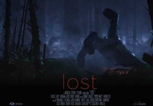 Oculus Lost poster
