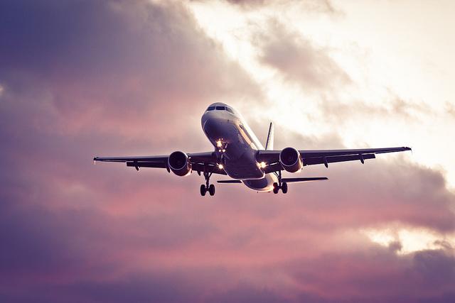 probabilidad de estrellarse en avión