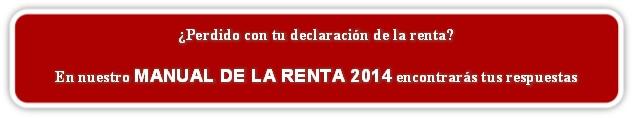 Descarga el Manual de la renta 2014