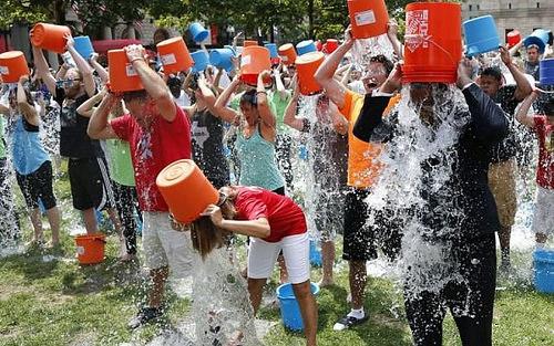 Ice-bucket-challenge