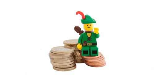 Indice Robin Hood pobreza
