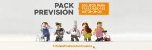 Analizando el Pack Previsión para autónomos de Divina Pastora